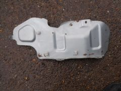 MAZDA MX5 EUNOS (MK2 1998 - 05) 1600 / 1800 FUEL PIPE PROTECTOR PANEL FROM BOOT